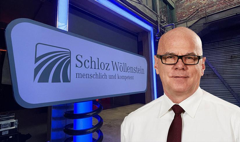 Peter Andreas, Geschäftsführer Schloz Wöllenstein